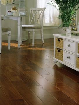 Santos Mahogany, hardwood flooring
