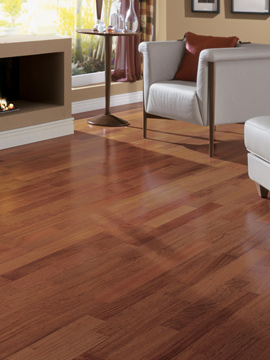 Brazilian cherry hardwood flooring, cherry hardwood flooring