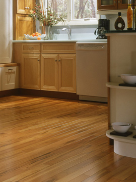 BR111 Tigerwood Hardwood Flooring