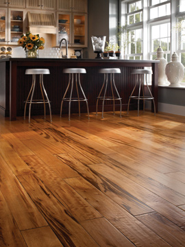zinfandel tigerwood flooring