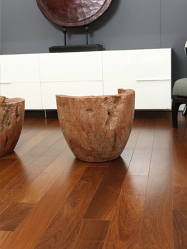 3″ x 3/4″ Brazilian Walnut