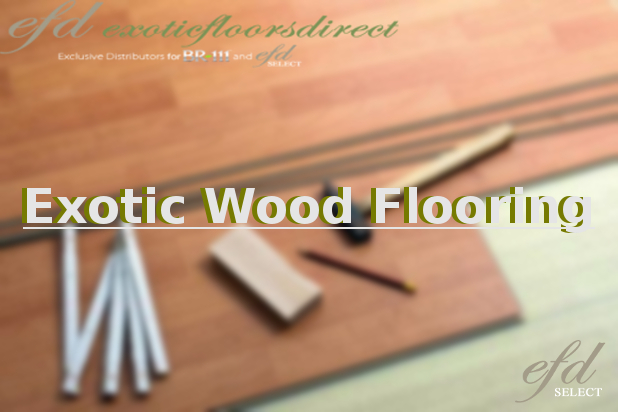 ExoticHardwood flooring new 1